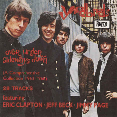 Yardbirds – Over, Under, Sideways, Down