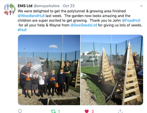 ems woodland primary community growing