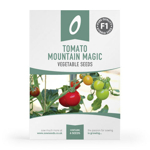 Tomato Mountain Magic F1 Seeds