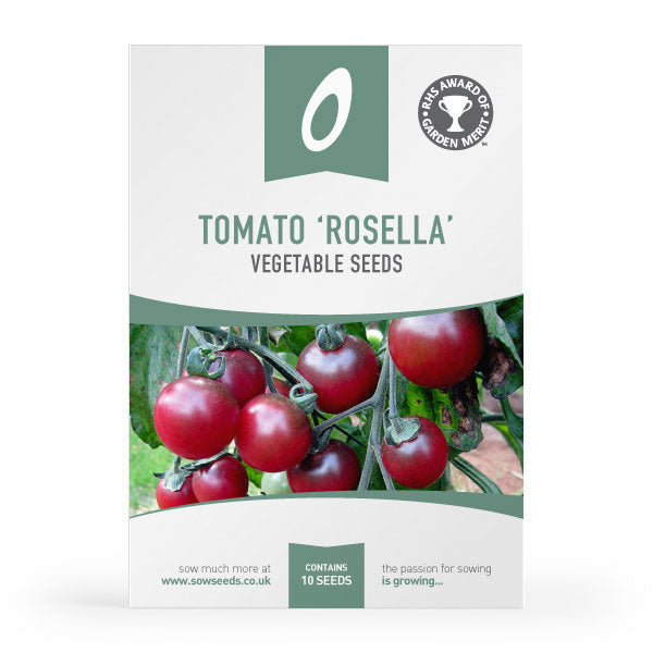 Tomato Rosella Seeds (AGM)