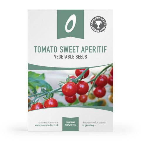 Tomato Sweet Aperitif Seeds (AGM)