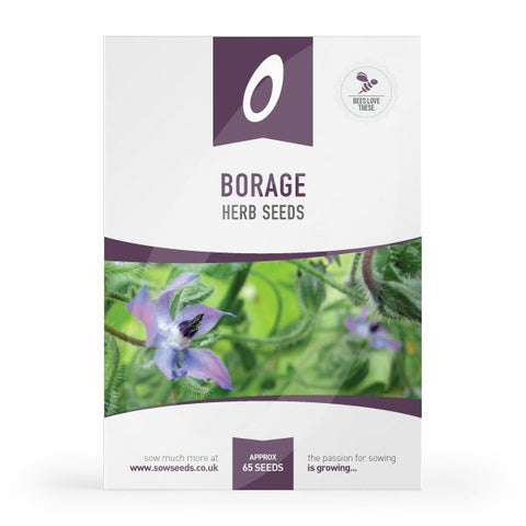 Borage Herb Seeds