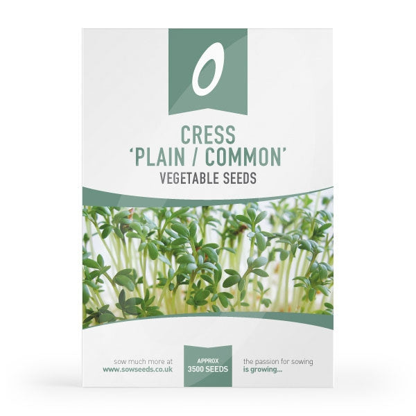 Cress Plain / Common Seeds