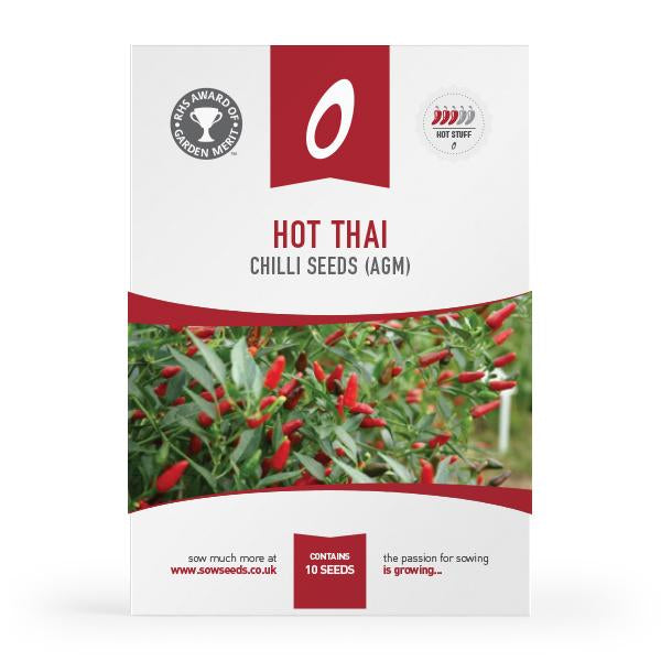 hot thai chilli seed