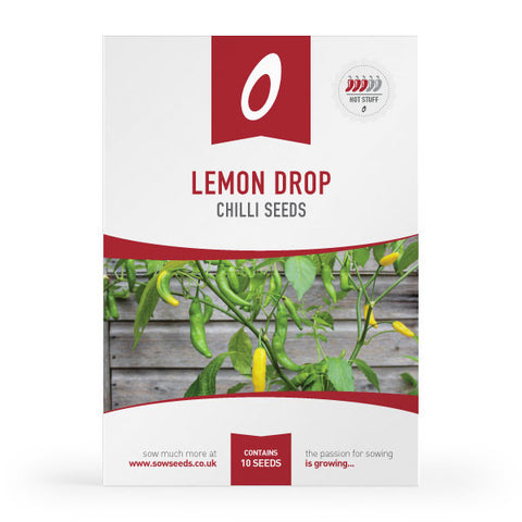 Lemon Drop Chilli Seeds