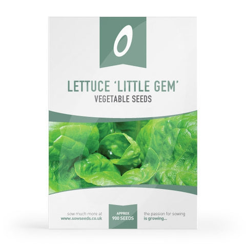 Lettuce Little Gem Seeds