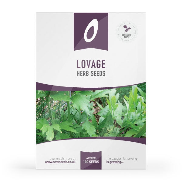Lovage Herb Seeds