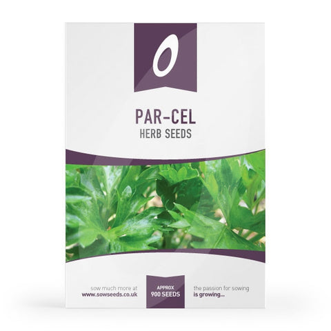 Par-cel Herb Seeds