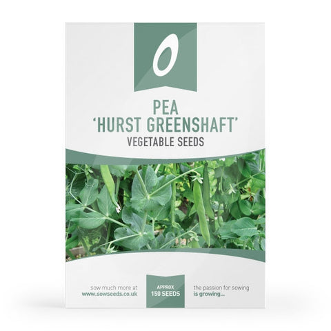 Pea Hurst Greenshaft Seeds