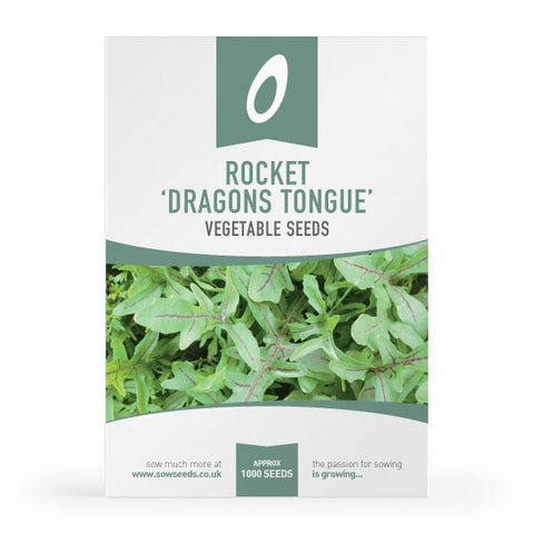 Rocket Dragons Tongue Seeds