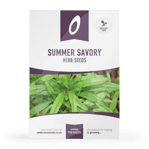 Summer Savory Herb Seeds