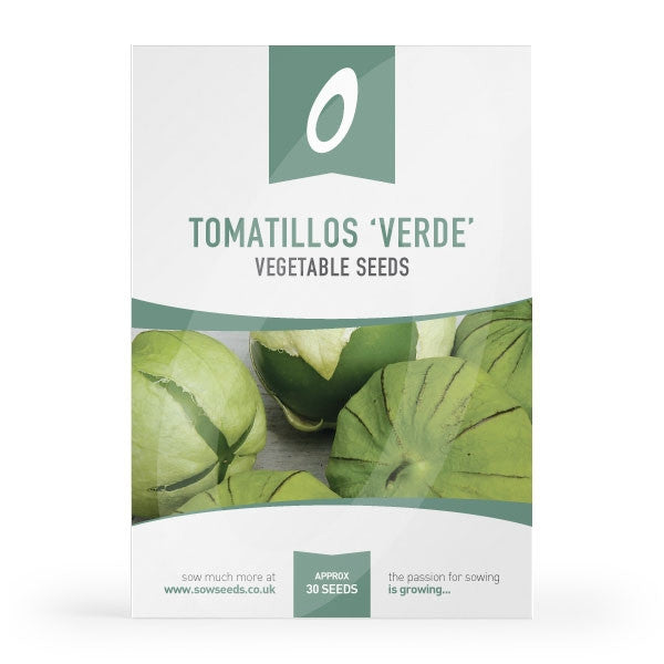 Tomatillos Verde Seeds