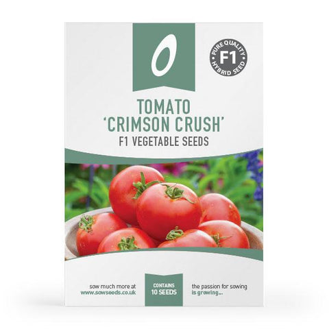 tomato crimson crush f1 vegetable seeds