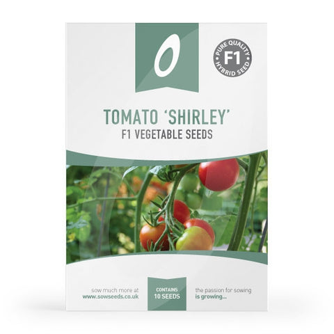 Tomato Shirley Seeds