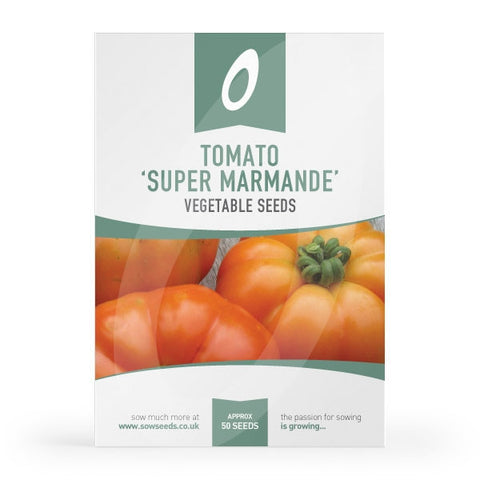 Tomato Super Marmande Seeds