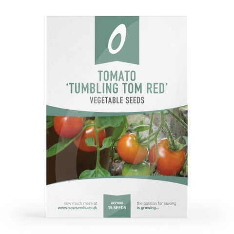 Tomato Tumbling Tom Red Seeds