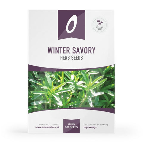 Winter Savory Herb Seeds