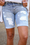 take me to bermuda shorts , bottoms - LOVE JUNE, Love June Boutique  - 1