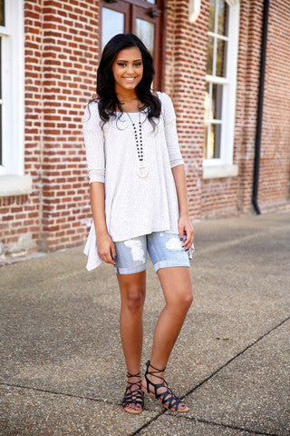 take me to bermuda shorts , bottoms - LOVE JUNE, Love June Boutique  - 3