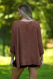 Kristen dolman sleeve sweater