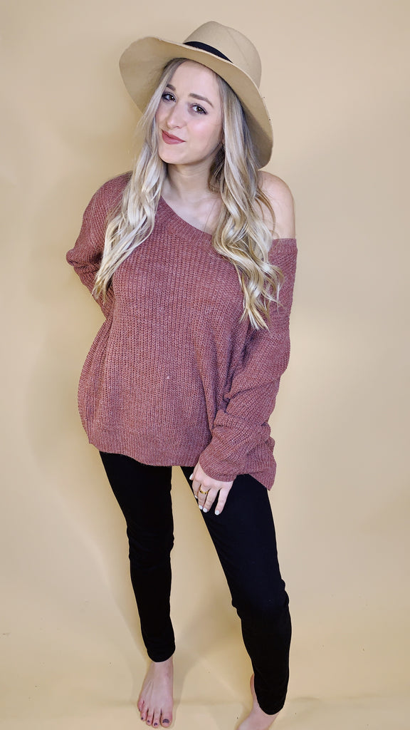Bree twisted open back tunic