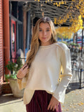 Taylor loose fit slouchy sweater
