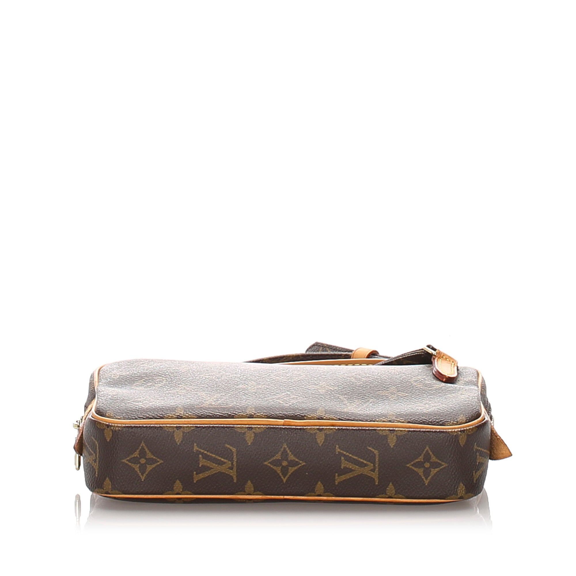 Louis Vuitton Brown Monogram Marly Bandouliere