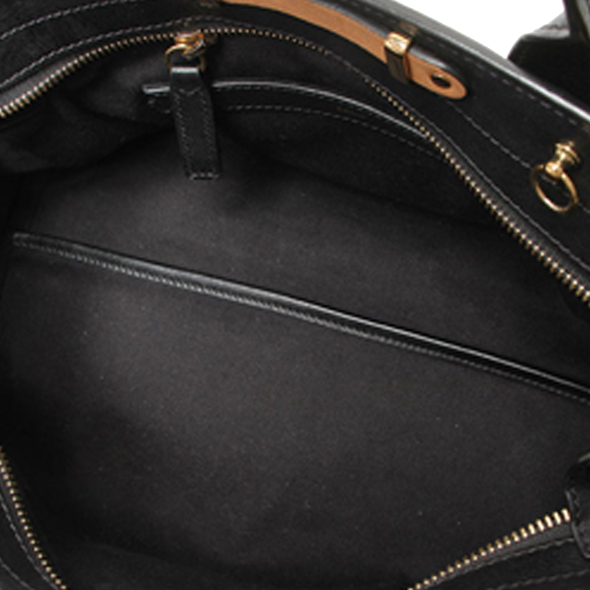 Chloe Black Alice Leather Satchel