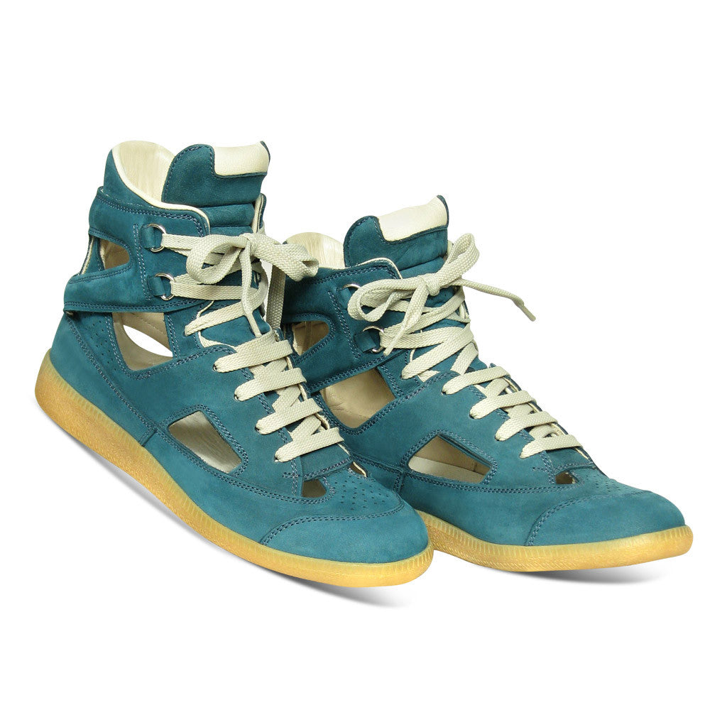 Maison Martin Margeria High Top Sneakers