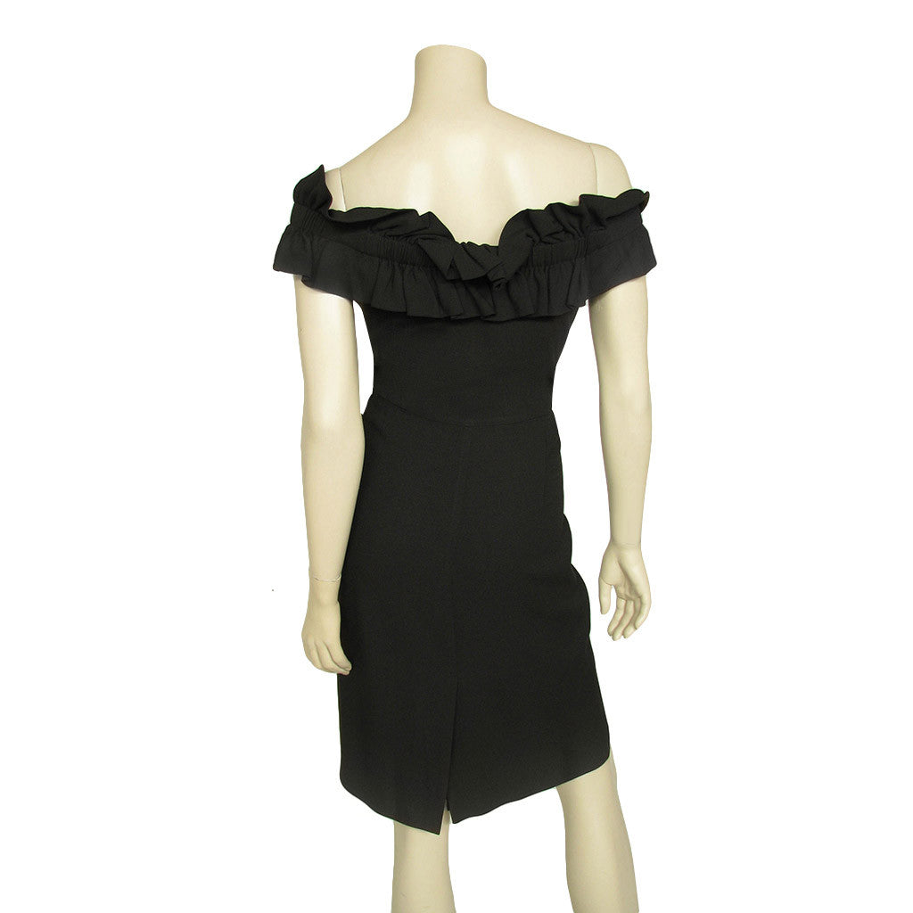 Christian Dior Black Dress 295-12