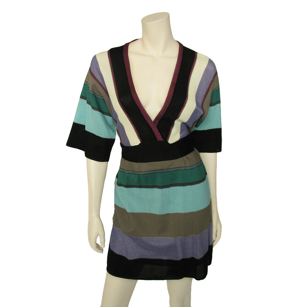 Missoni V Neck Dress