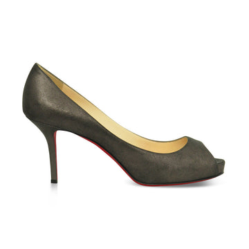 Christian Louboutin Open Toe Pump
