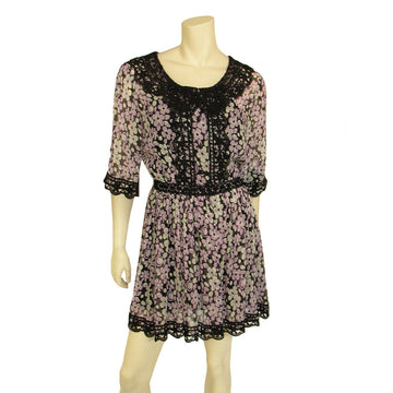 Anna Sui Two Piece Dress