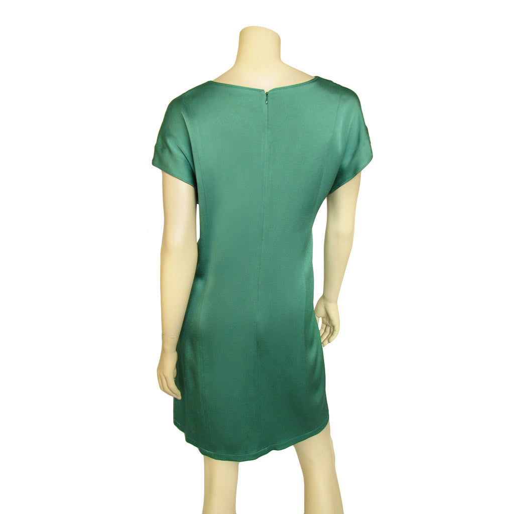 Theory Cap Sleeved Dress