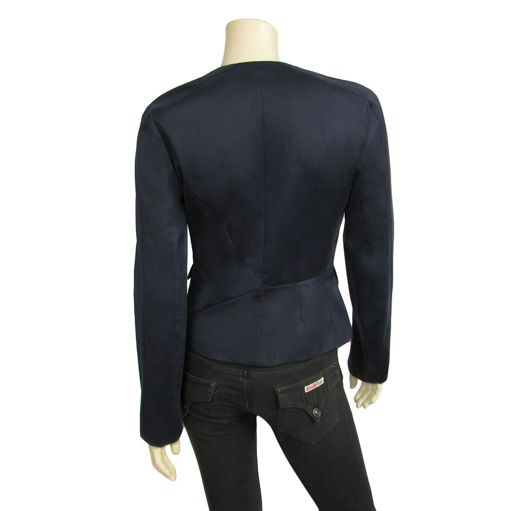 Christian Dior Navy Jacket