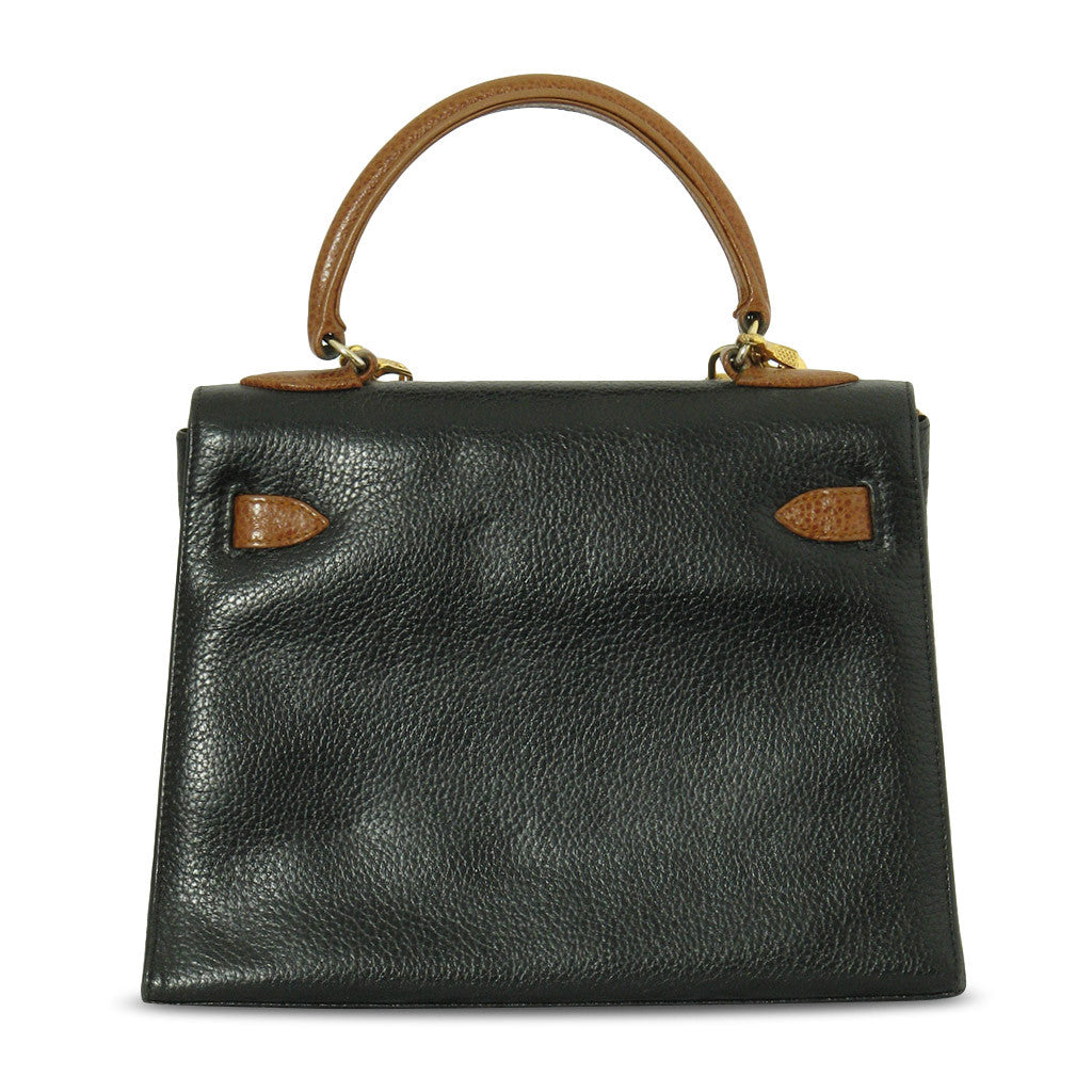 Olivier Gurtner Medium Kelly Handbag