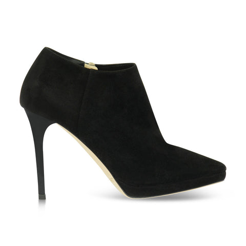 Jimmy Choo Black Suede Booties