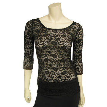 Nadya Toto Virginia Top