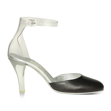b54c0ab8537 Chanel Ankle Strap Pump 390-6