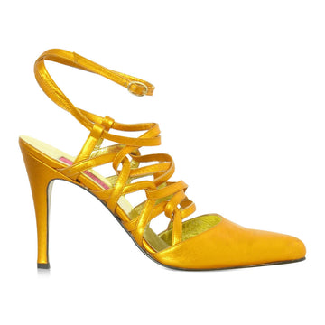 Christian Lacroix Ankle Strap Shoes