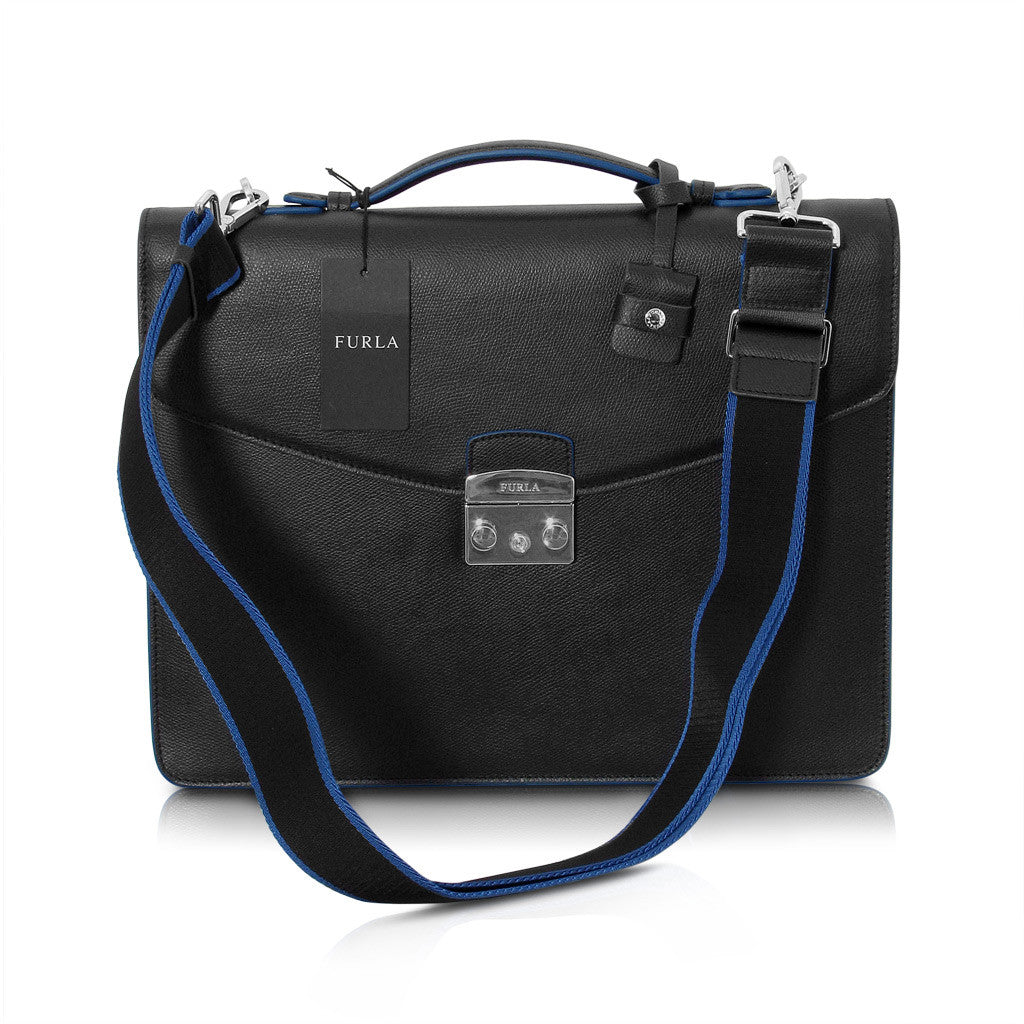 Furla Zefiro Briefcase / Laptop Bag