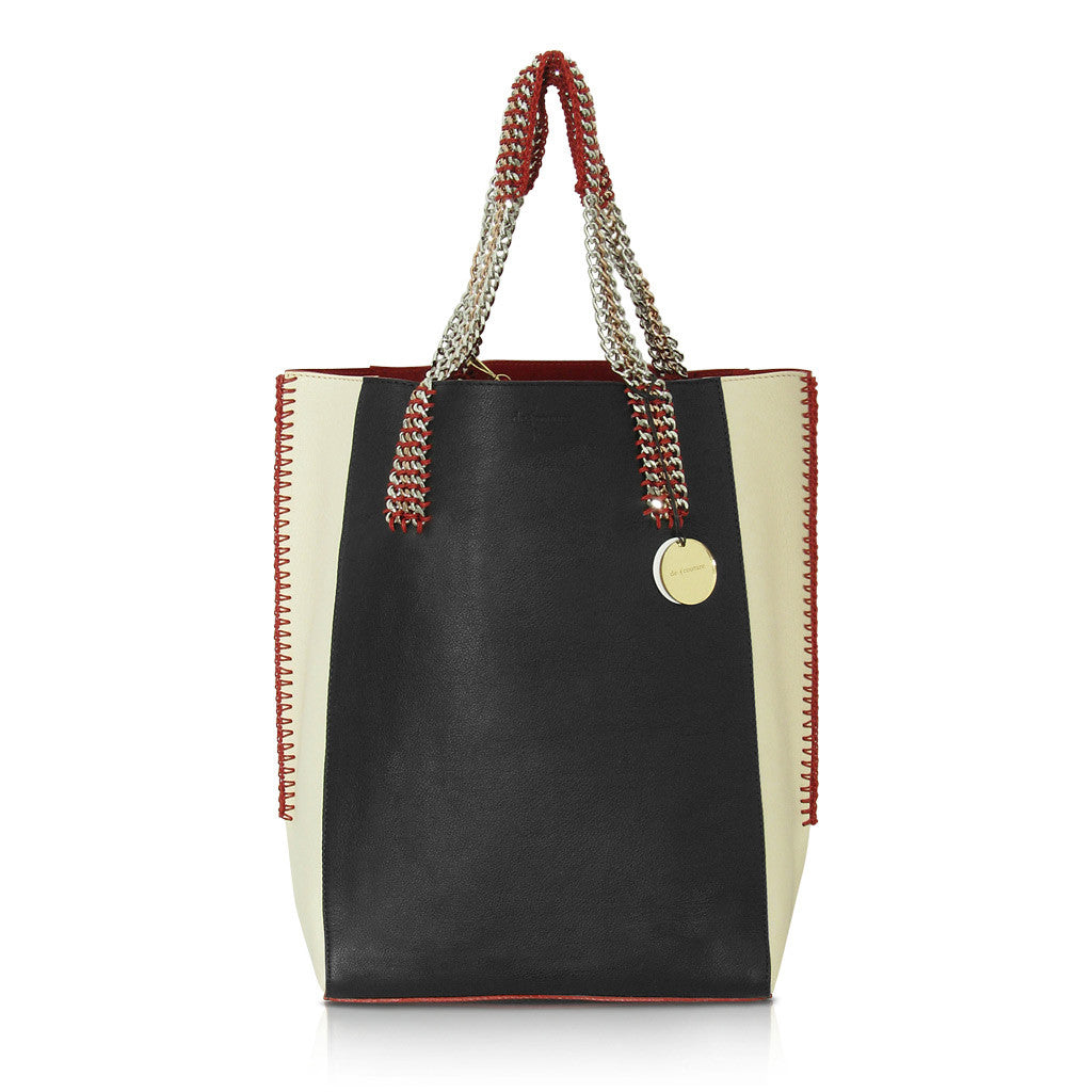 de Couture Leather Tote