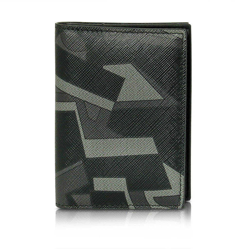 Salvatore Ferragamo Nero Card Holder