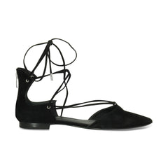 Kendall & Kylie Flat Lace Up Sandals