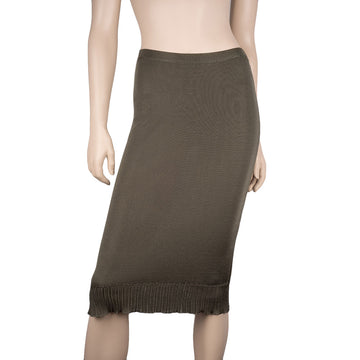 Gianni Versace Knit Skirt
