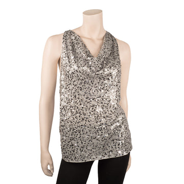 Max Azria Sequin Nora Top