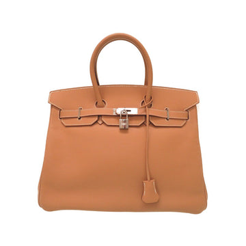 Hermes Brown Epsom Birkin 35
