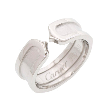 Cartier Silver C2 Ring - 10