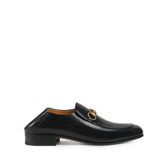 Gucci Black Horsebit Loafers
