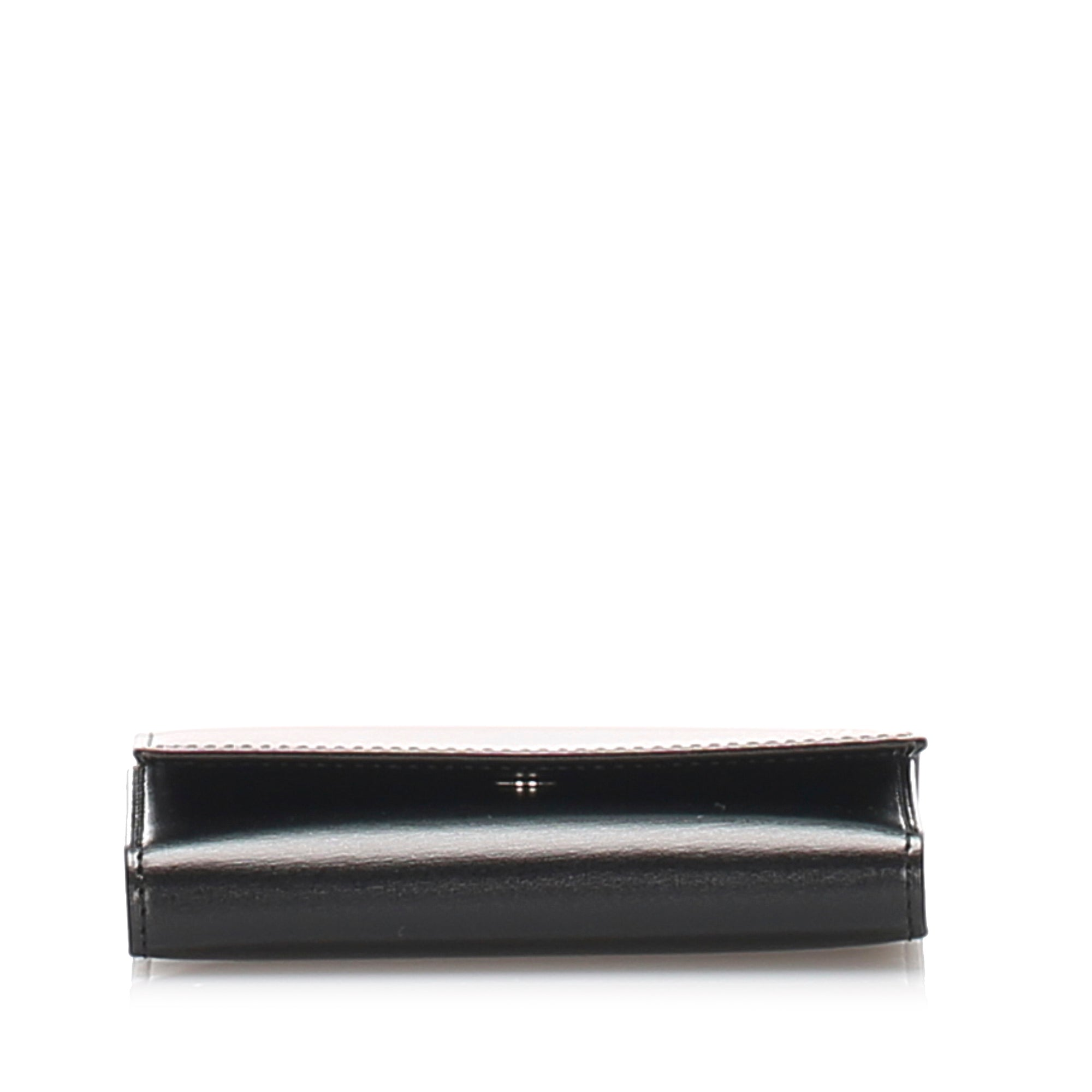 Cartier Black Leather Key Holder